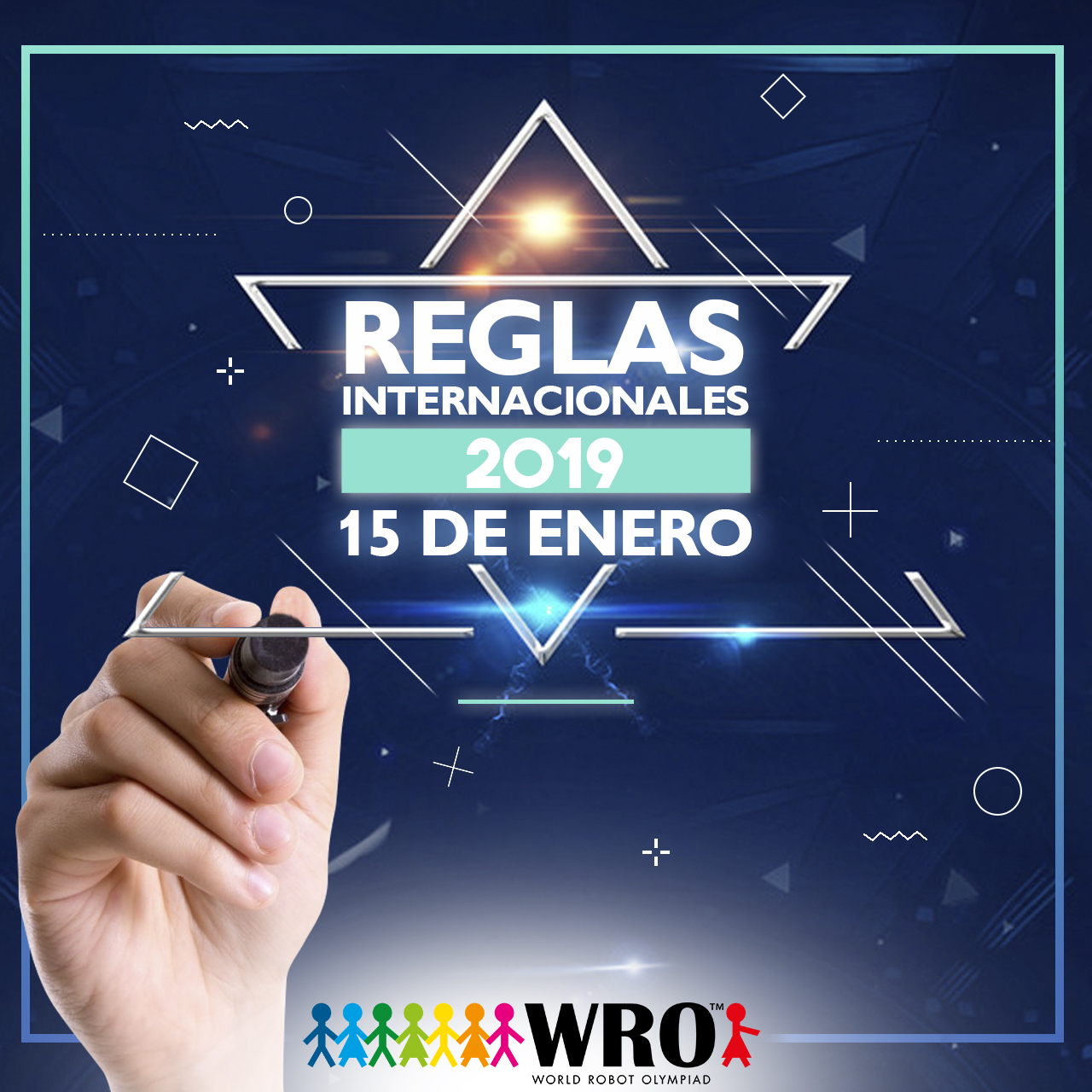 WRO México | Reglas Internacionales