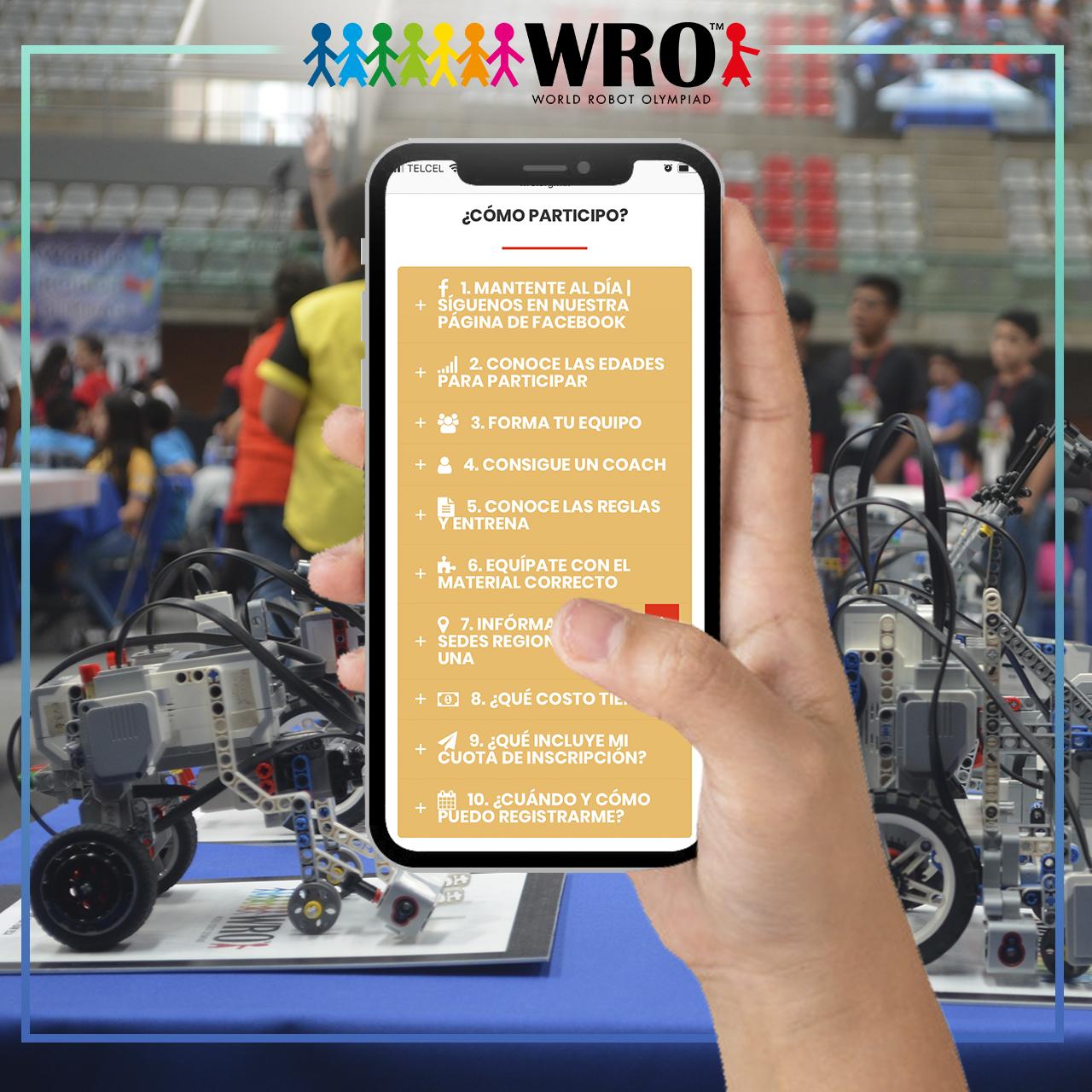 Wro México | Página WRO