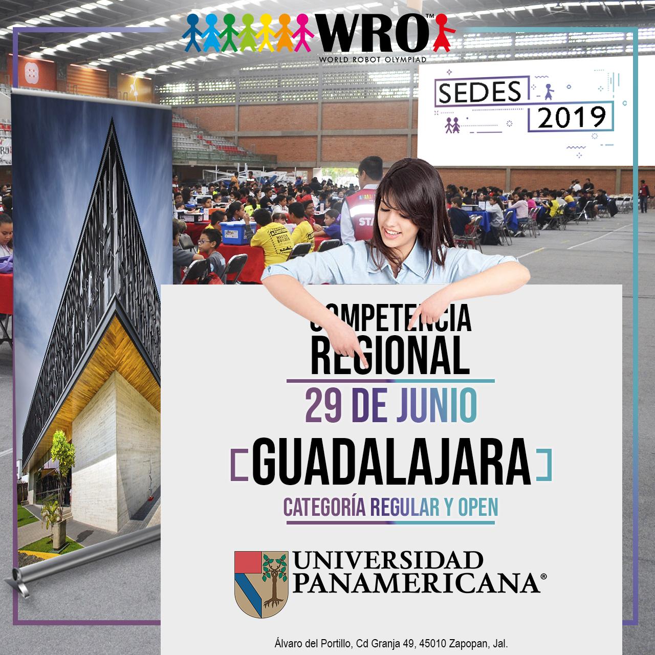 WRO México | Recinto GDL