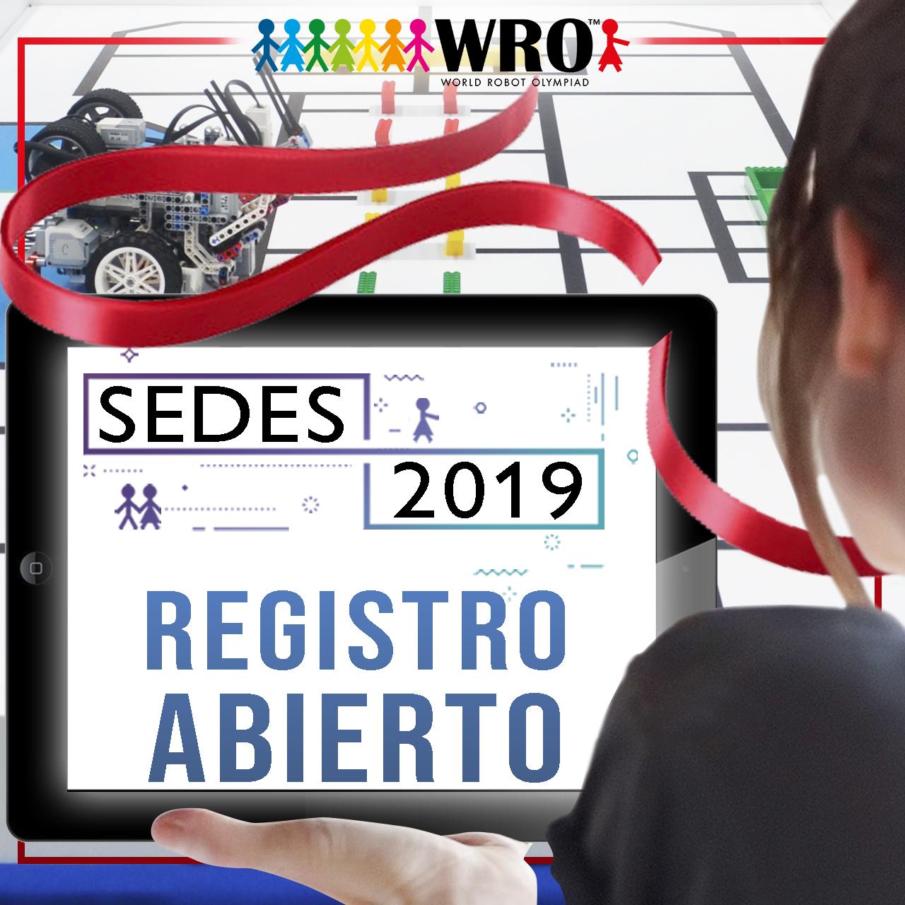 WRO México | Registro
