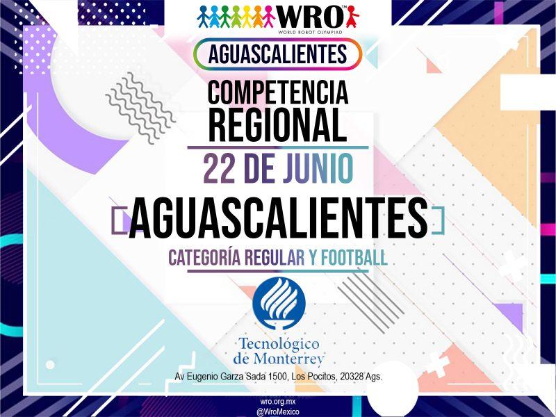 WRO 2019 Marco Sede Aguascalientes 1