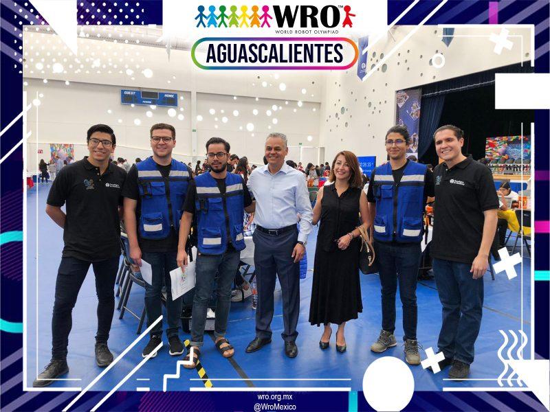WRO 2019 Marco Sede Aguascalientes 18