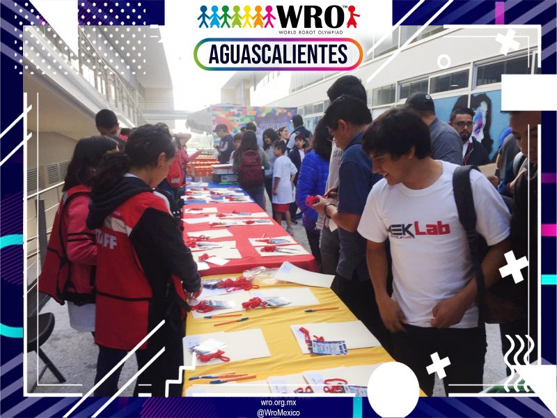 WRO 2019 Marco Sede Aguascalientes 3