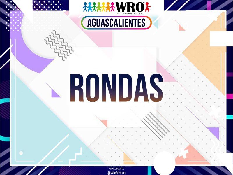 WRO 2019 Marco Sede Aguascalientes 33