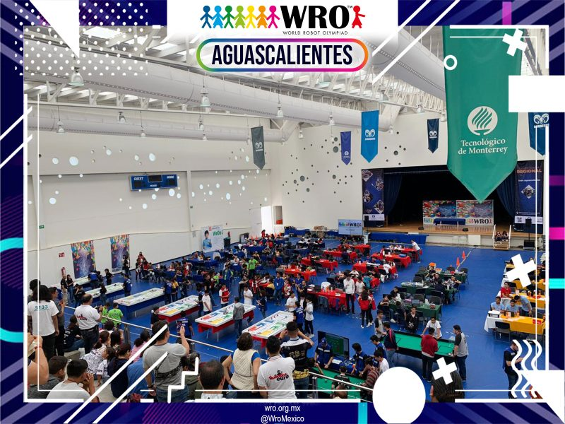WRO 2019 Marco Sede Aguascalientes 42