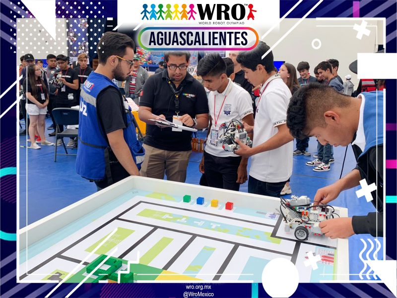 WRO 2019 Marco Sede Aguascalientes 46