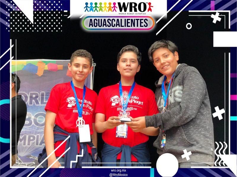 WRO 2019 Marco Sede Aguascalientes 55