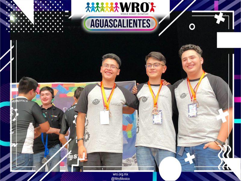 WRO 2019 Marco Sede Aguascalientes 57