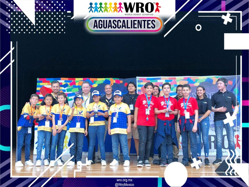 WRO 2019 Marco Sede Aguascalientes 59