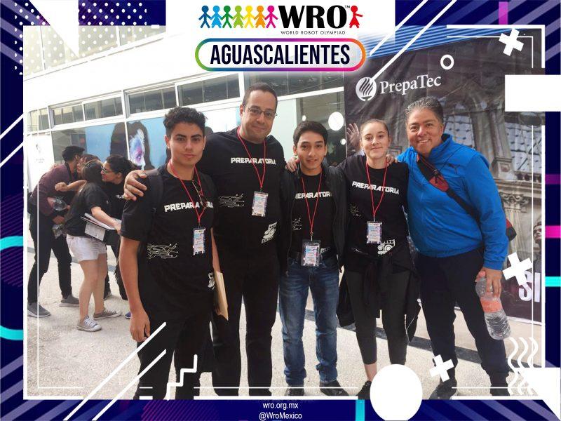 WRO 2019 Marco Sede Aguascalientes 6