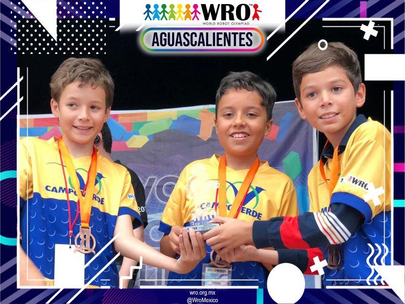 WRO 2019 Marco Sede Aguascalientes 60
