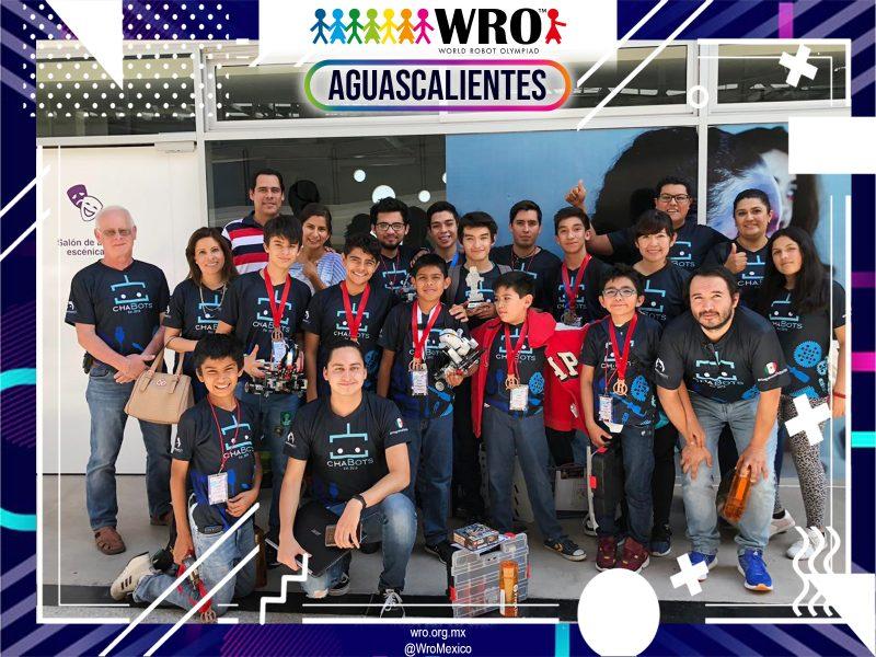 WRO 2019 Marco Sede Aguascalientes 64