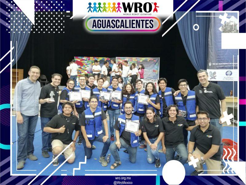 WRO 2019 Marco Sede Aguascalientes 66