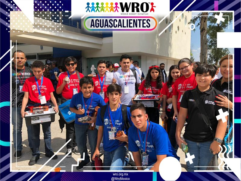 WRO 2019 Marco Sede Aguascalientes 75