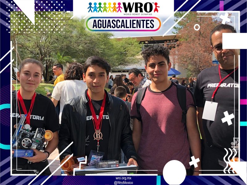 WRO 2019 Marco Sede Aguascalientes 77