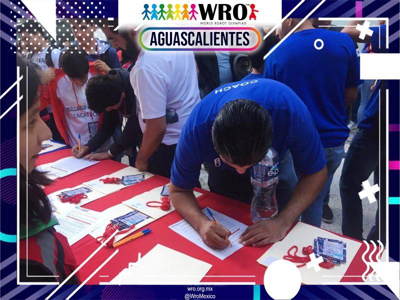 WRO 2019 Marco Sede Aguascalientes 8