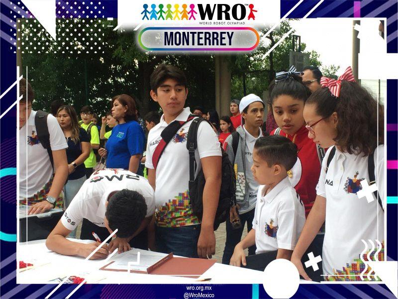 WRO 2019 Marco Sede Monterrey 13