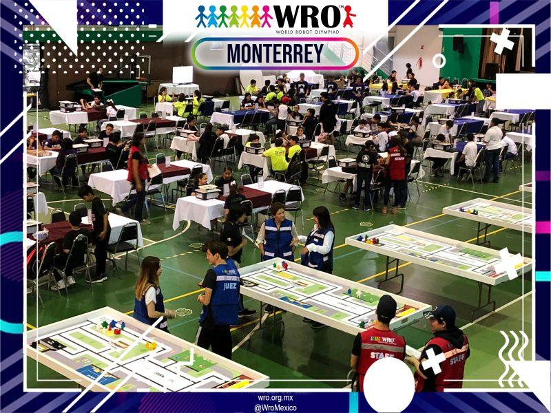WRO 2019 Marco Sede Monterrey 20