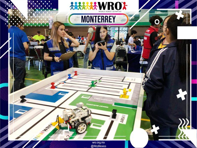 WRO 2019 Marco Sede Monterrey 34