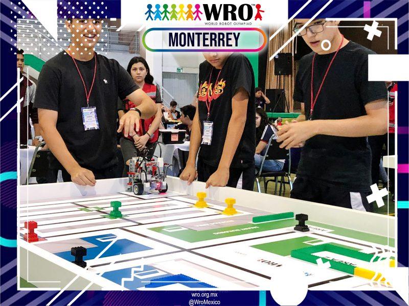 WRO 2019 Marco Sede Monterrey 40
