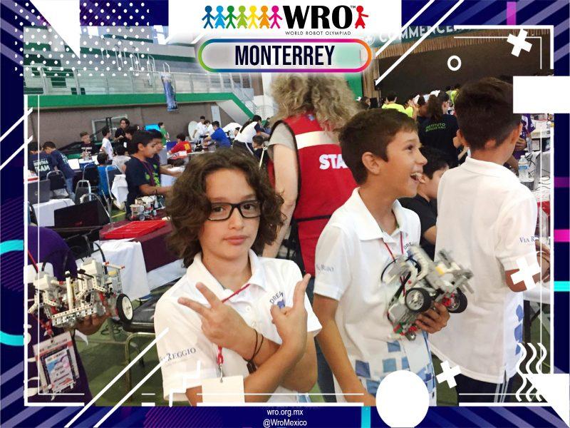 WRO 2019 Marco Sede Monterrey 41