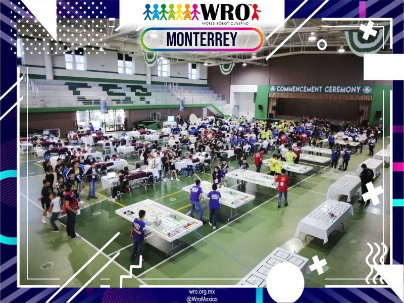 WRO 2019 Marco Sede Monterrey 50