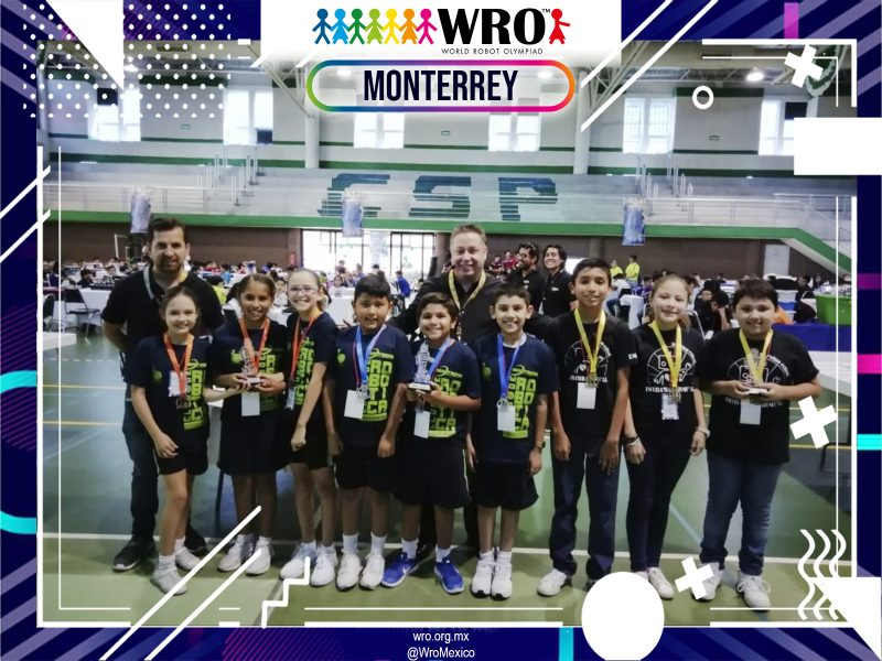 WRO 2019 Marco Sede Monterrey 55