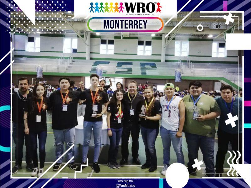 WRO 2019 Marco Sede Monterrey 56
