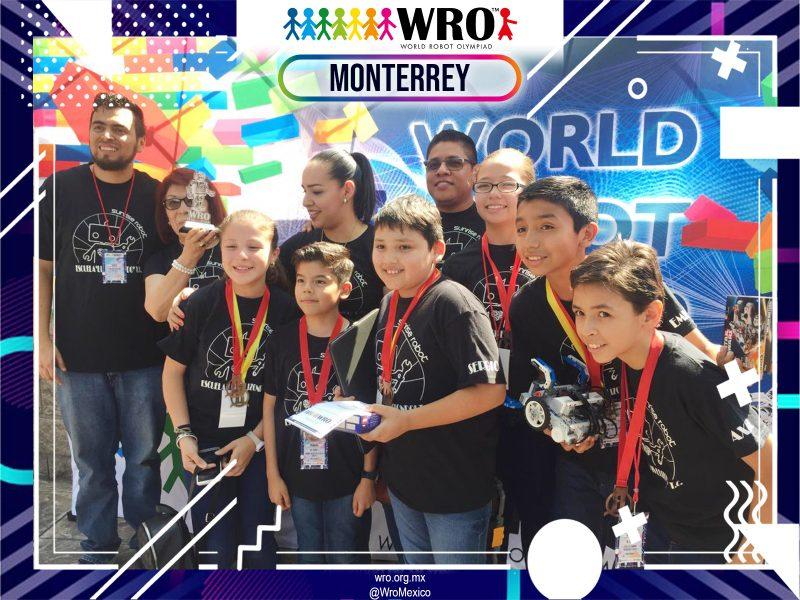 WRO 2019 Marco Sede Monterrey 58