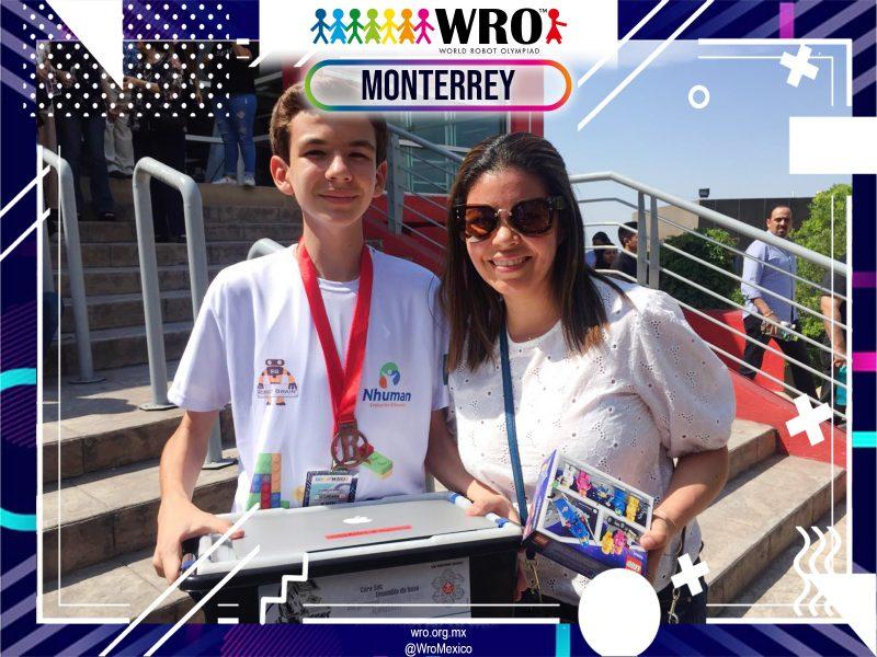 WRO 2019 Marco Sede Monterrey 60
