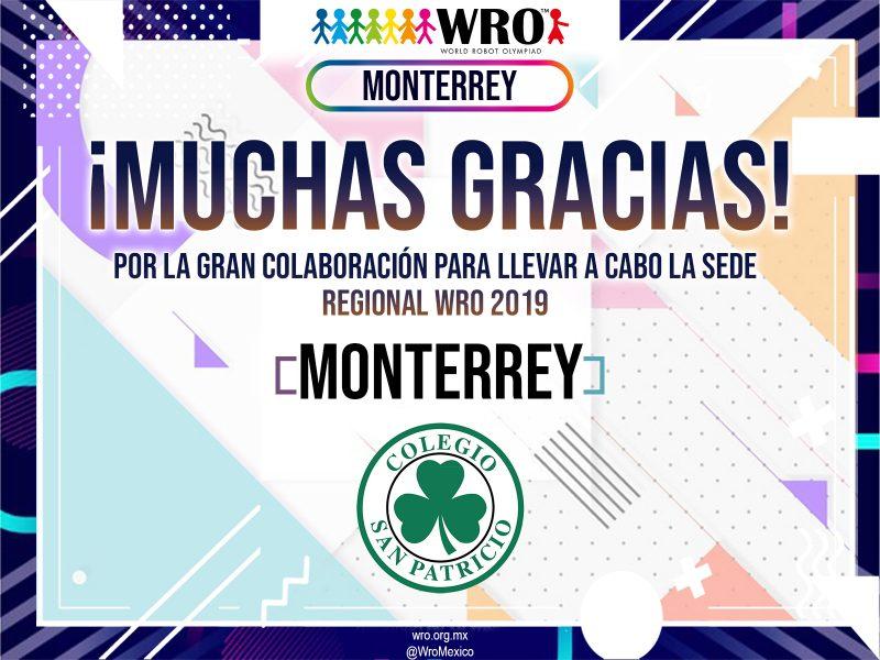 WRO 2019 Marco Sede Monterrey 66