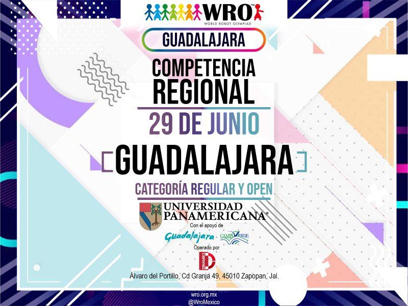 WRO 2019 Marco Sede Guadalajara 1