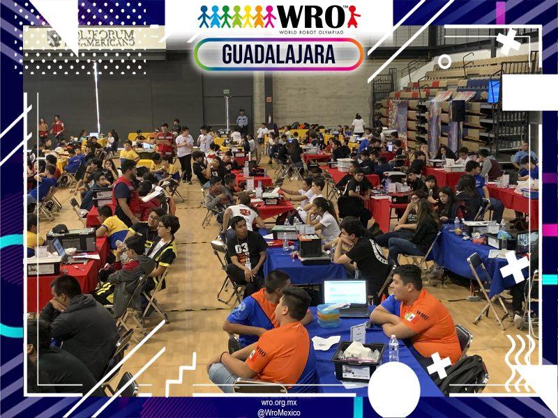 WRO 2019 Marco Sede Guadalajara 102