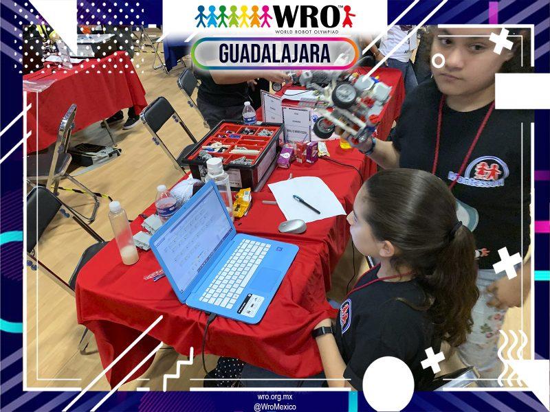 WRO 2019 Marco Sede Guadalajara 107