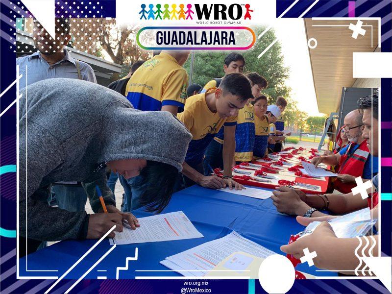 WRO 2019 Marco Sede Guadalajara 11