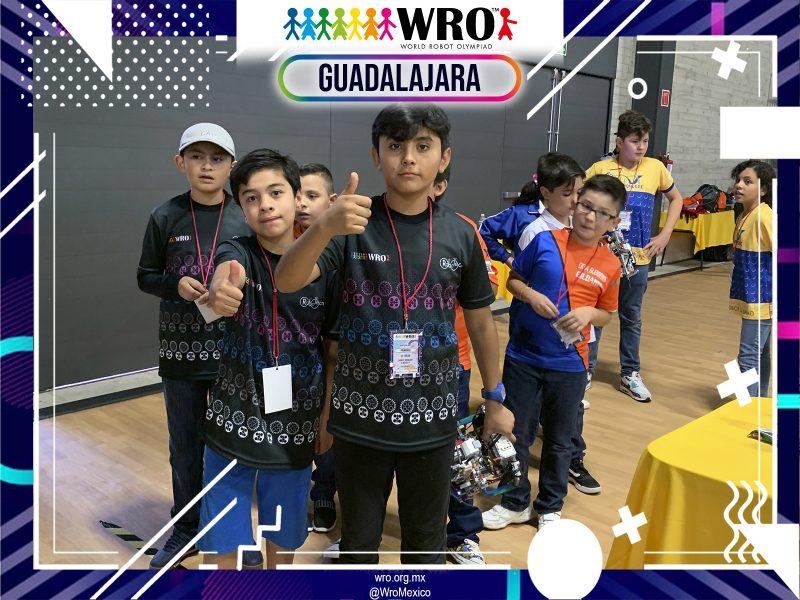 WRO 2019 Marco Sede Guadalajara 111
