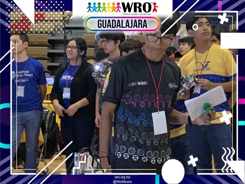 WRO 2019 Marco Sede Guadalajara 114