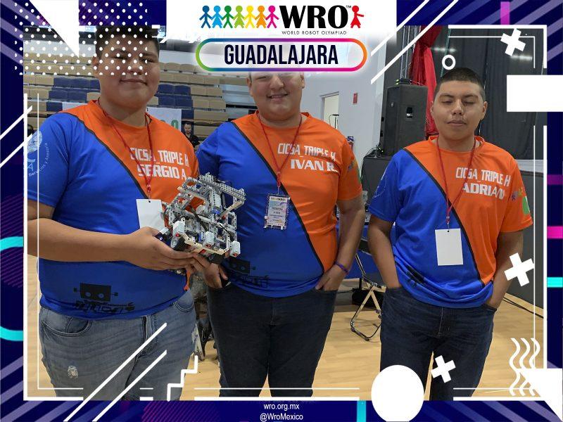 WRO 2019 Marco Sede Guadalajara 119