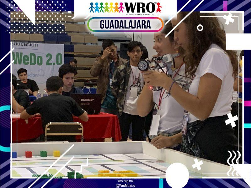 WRO 2019 Marco Sede Guadalajara 122