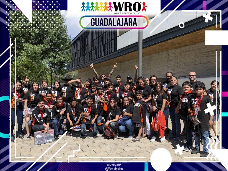 WRO 2019 Marco Sede Guadalajara 130
