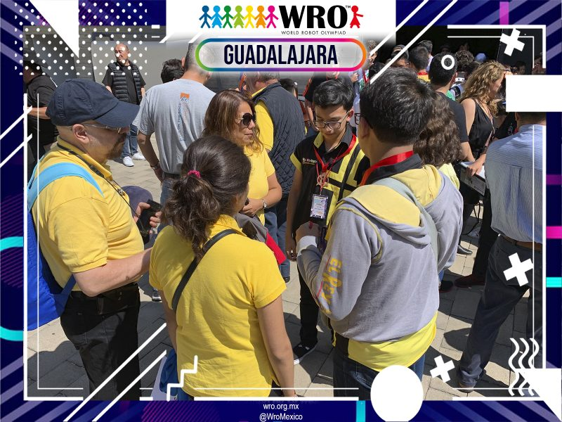 WRO 2019 Marco Sede Guadalajara 132