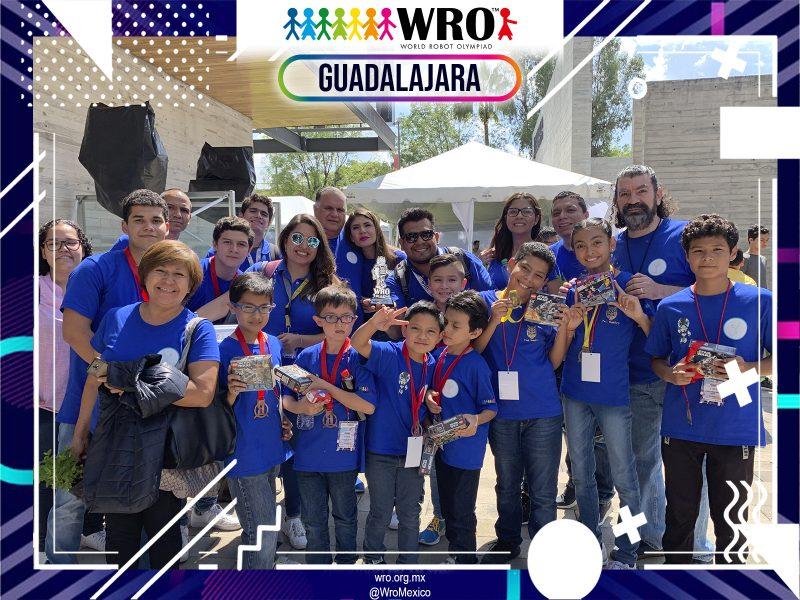 WRO 2019 Marco Sede Guadalajara 135