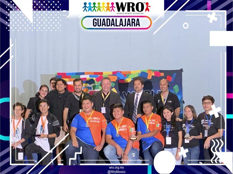 WRO 2019 Marco Sede Guadalajara 137