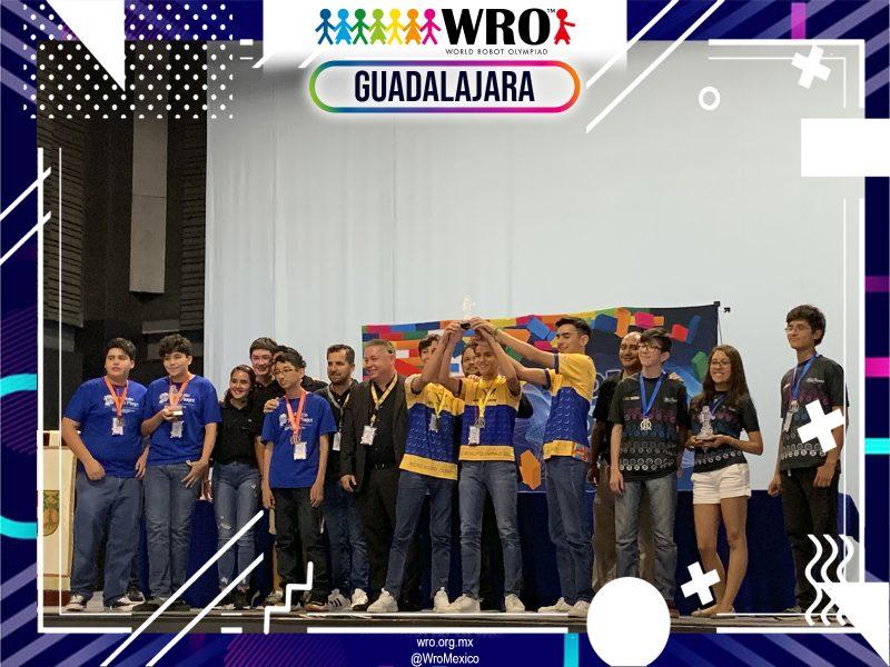 WRO 2019 Marco Sede Guadalajara 138