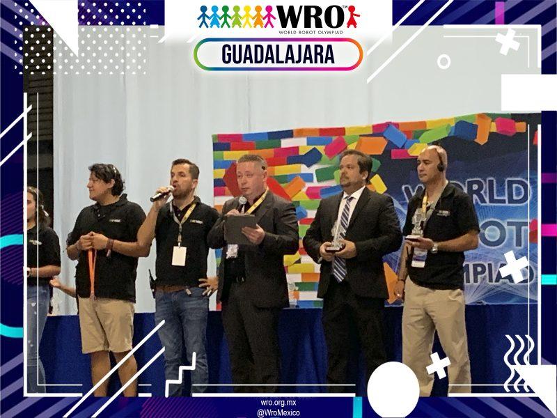 WRO 2019 Marco Sede Guadalajara 140