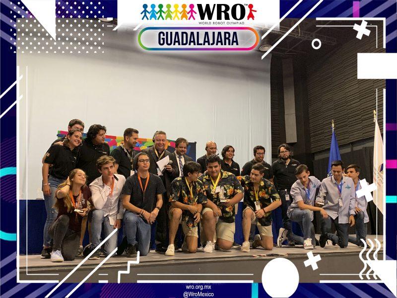 WRO 2019 Marco Sede Guadalajara 142