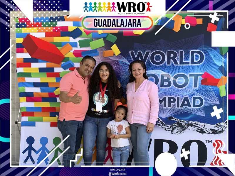 WRO 2019 Marco Sede Guadalajara 155