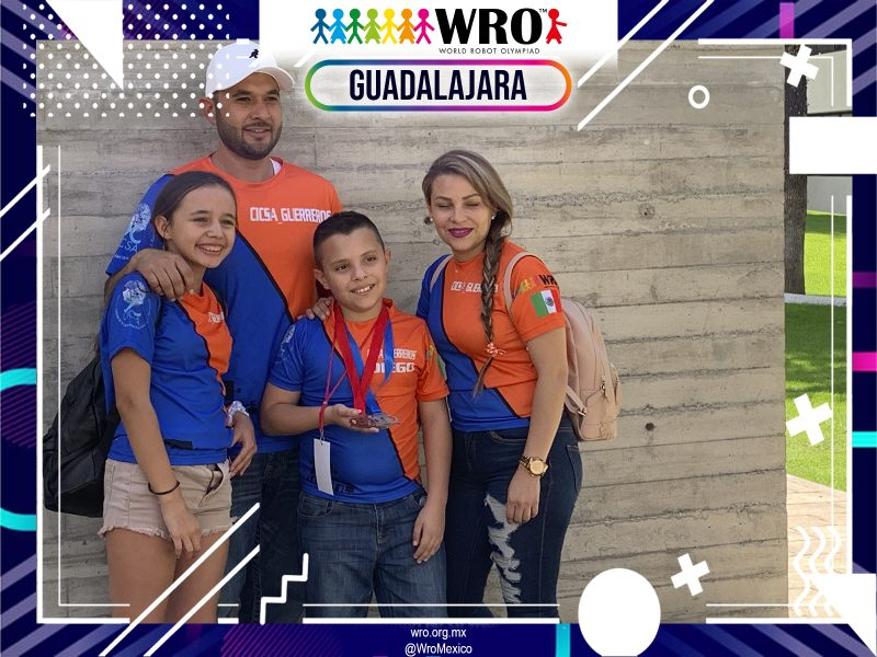WRO 2019 Marco Sede Guadalajara 160