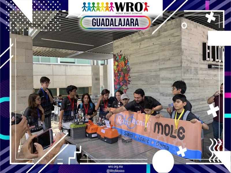 WRO 2019 Marco Sede Guadalajara 161