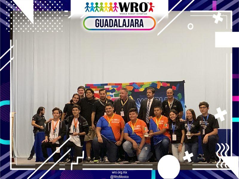 WRO 2019 Marco Sede Guadalajara 162